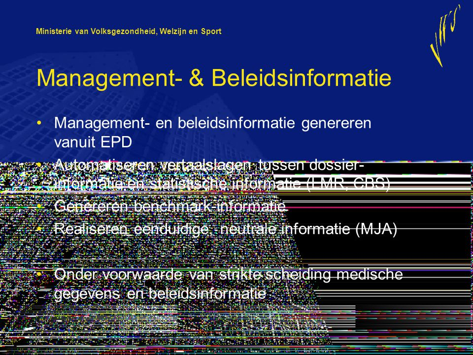 Management- & Beleidsinformatie
