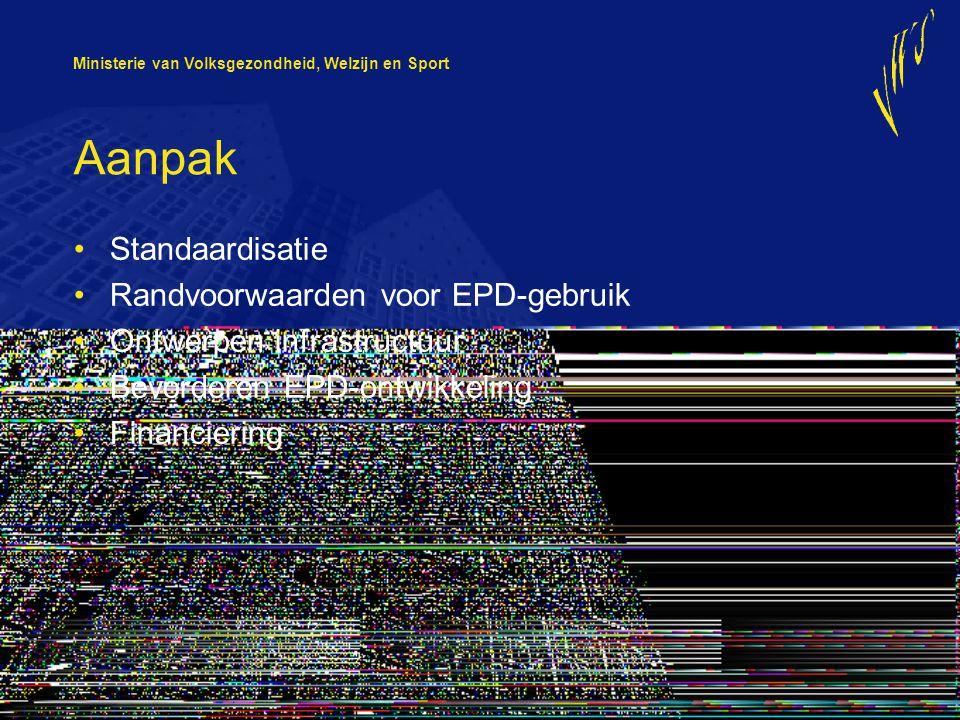 Aanpak Standaardisatie Randvoorwaarden voor EPD-gebruik