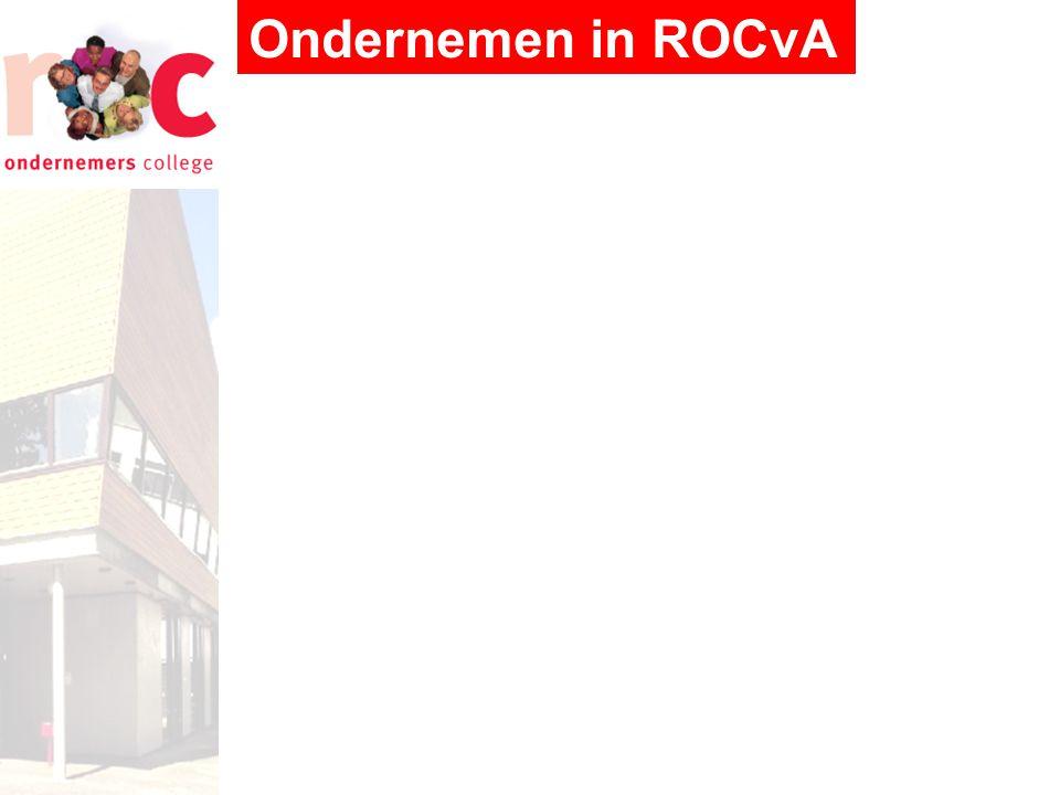 Ondernemen in ROCvA