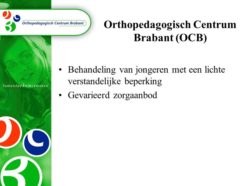 Orthopedagogisch Centrum Brabant (OCB)