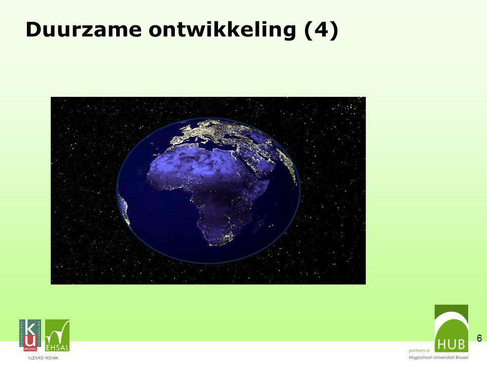 Duurzame ontwikkeling (4)