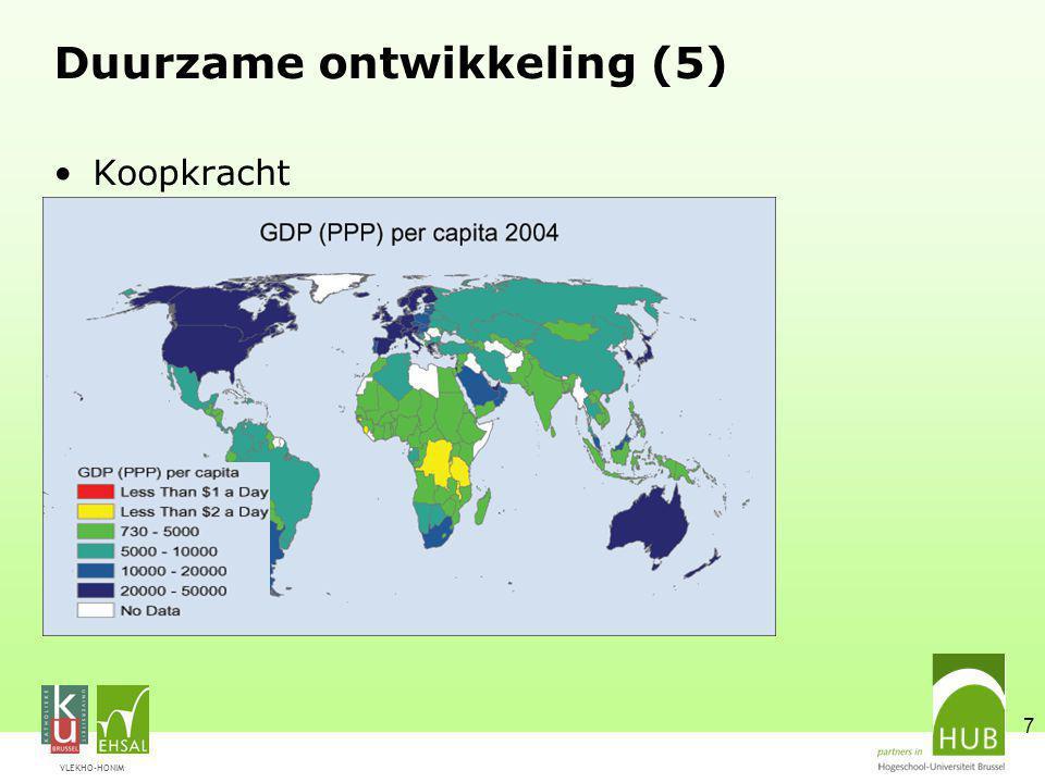 Duurzame ontwikkeling (5)