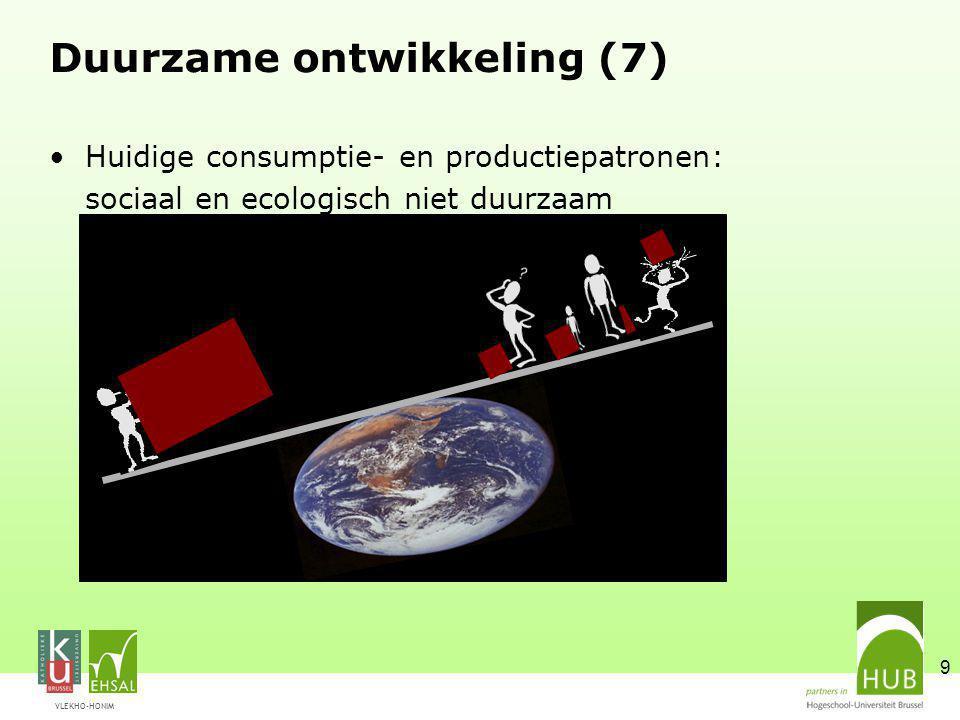 Duurzame ontwikkeling (7)