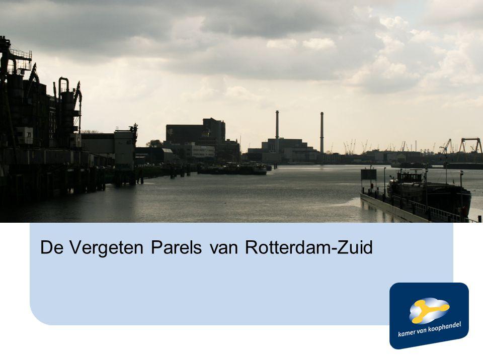De Vergeten Parels van Rotterdam-Zuid
