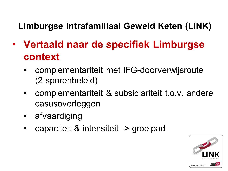 Limburgse Intrafamiliaal Geweld Keten (LINK)