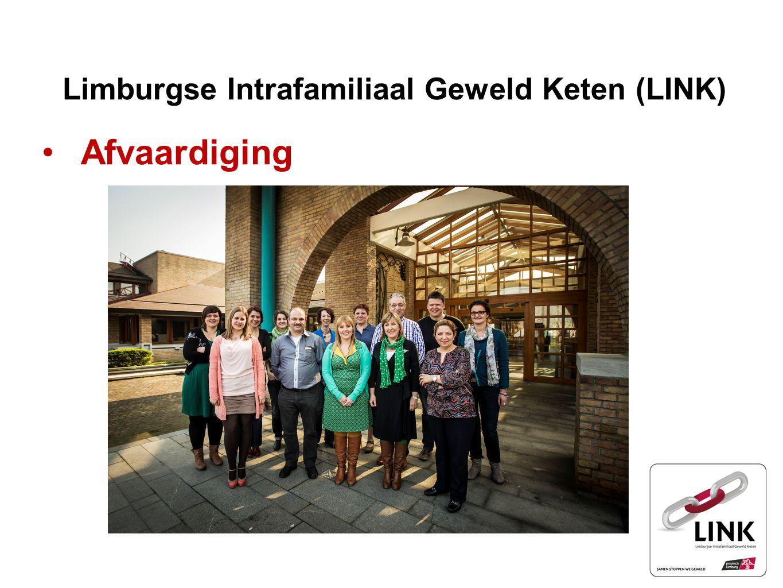 Limburgse Intrafamiliaal Geweld Keten (LINK) Afvaardiging