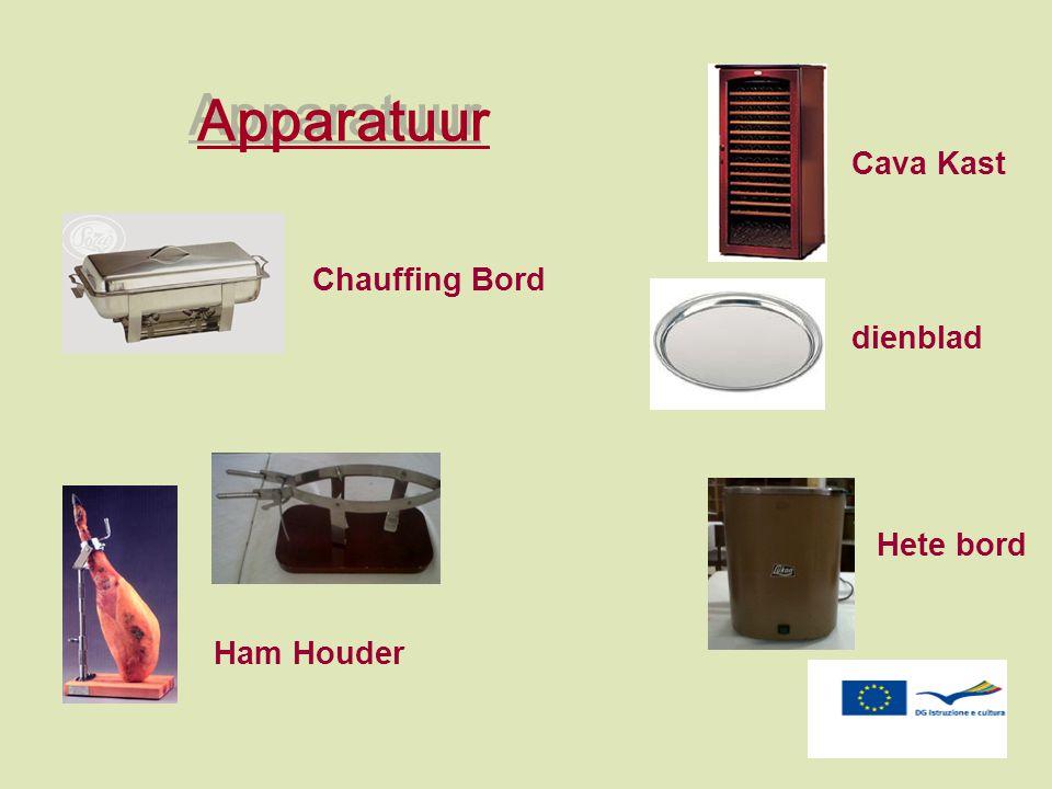 Apparatuur Cava Kast Chauffing Bord dienblad Hete bord Ham Houder
