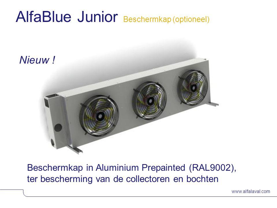 AlfaBlue Junior Beschermkap (optioneel)