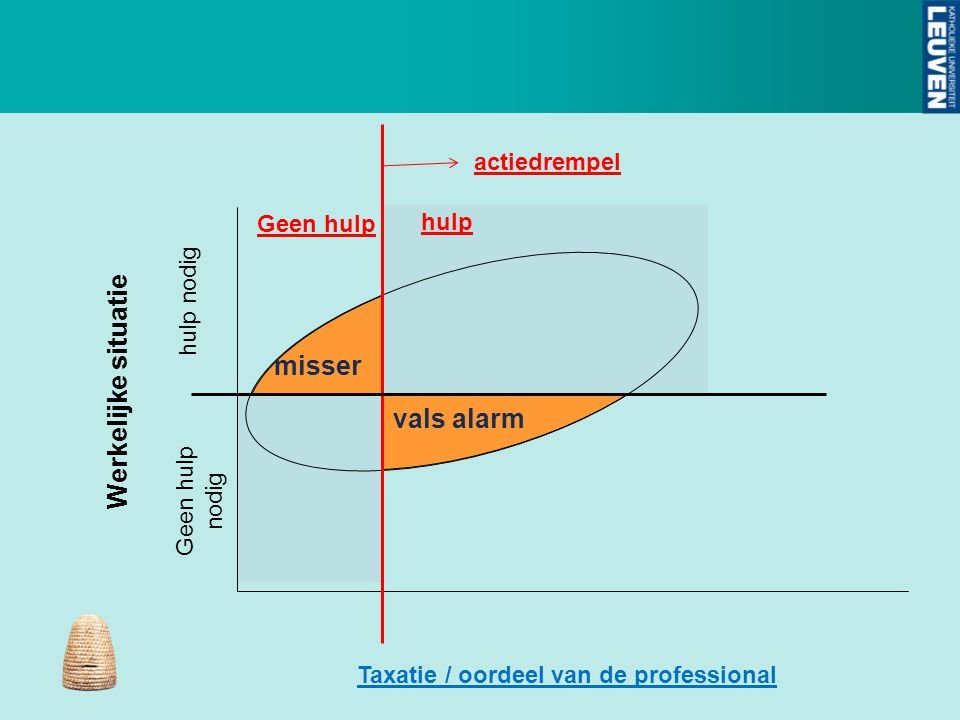 Taxatie / oordeel van de professional