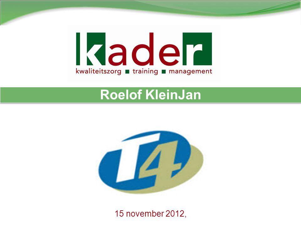 Roelof KleinJan 15 november 2012, 4-4-2017