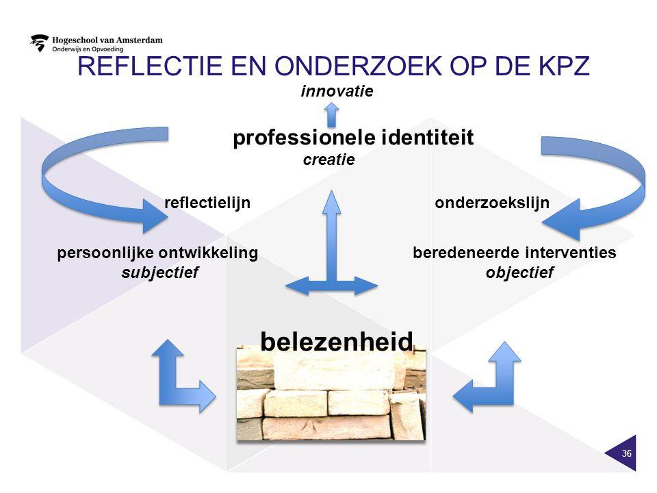Reflectie en onderzoek op de KPZ