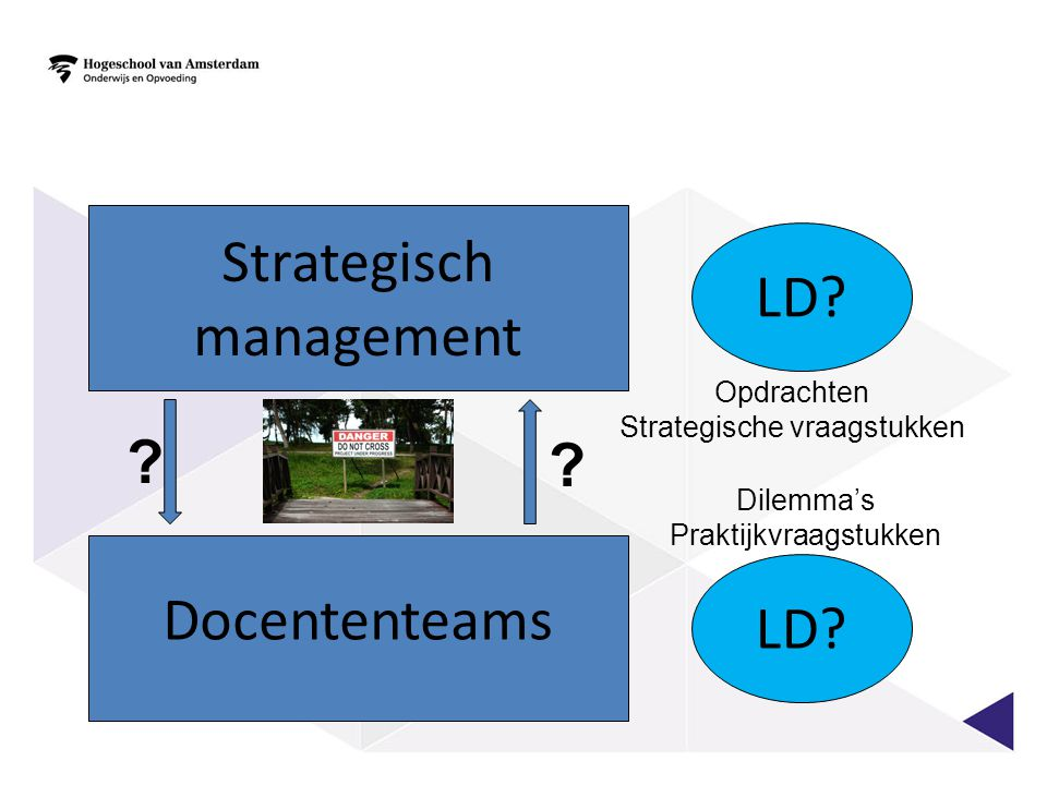 Strategisch management LD