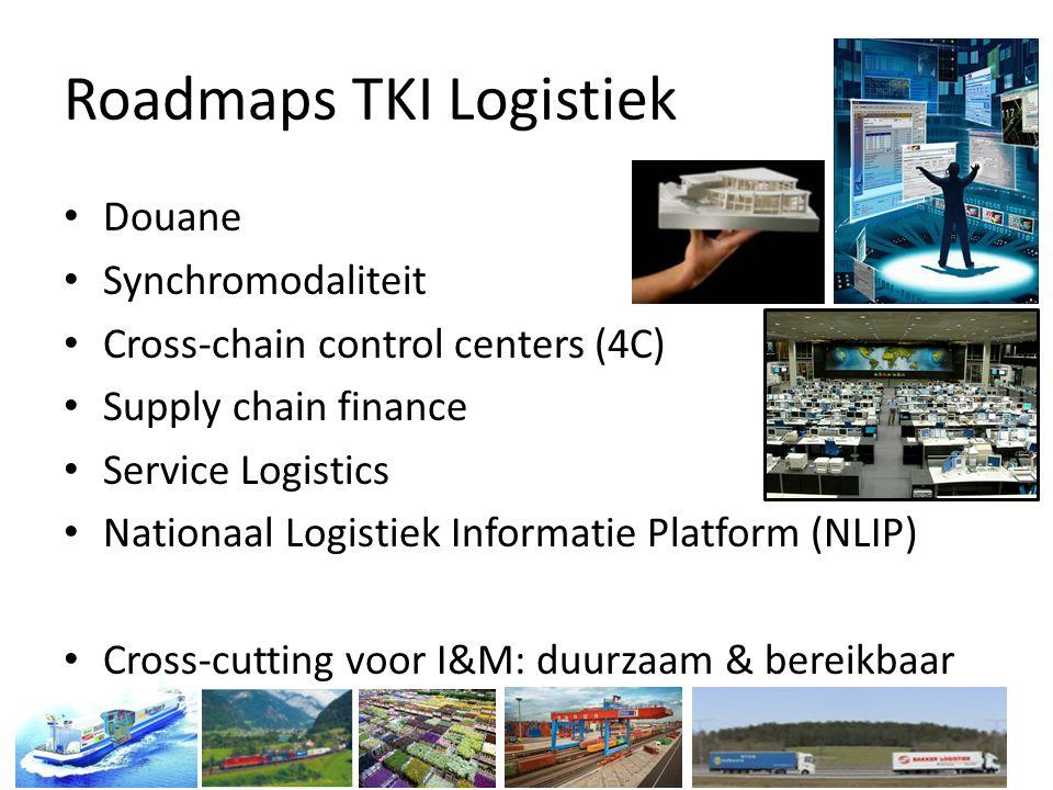Roadmaps TKI Logistiek