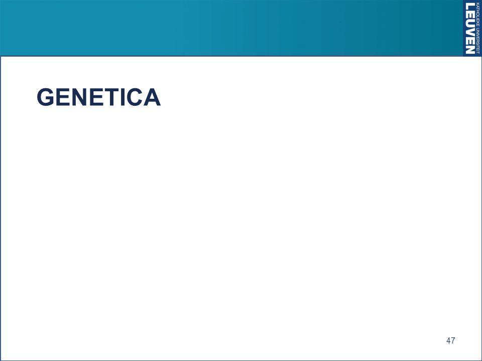 Genetica