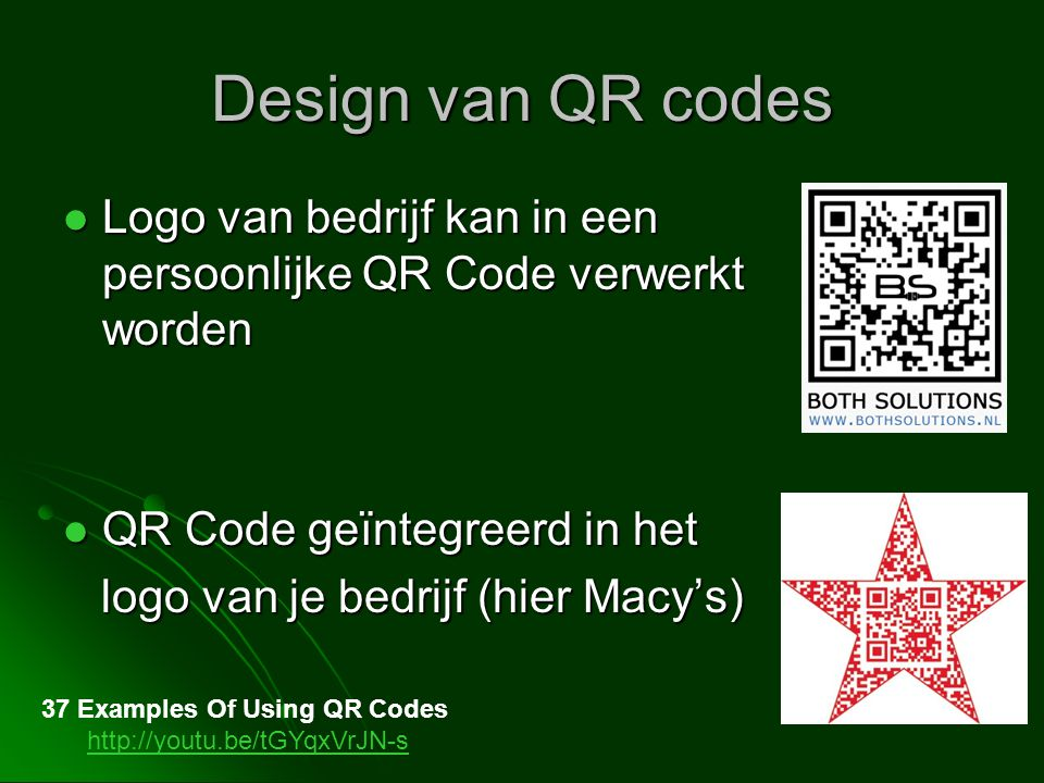 37 Examples Of Using QR Codes