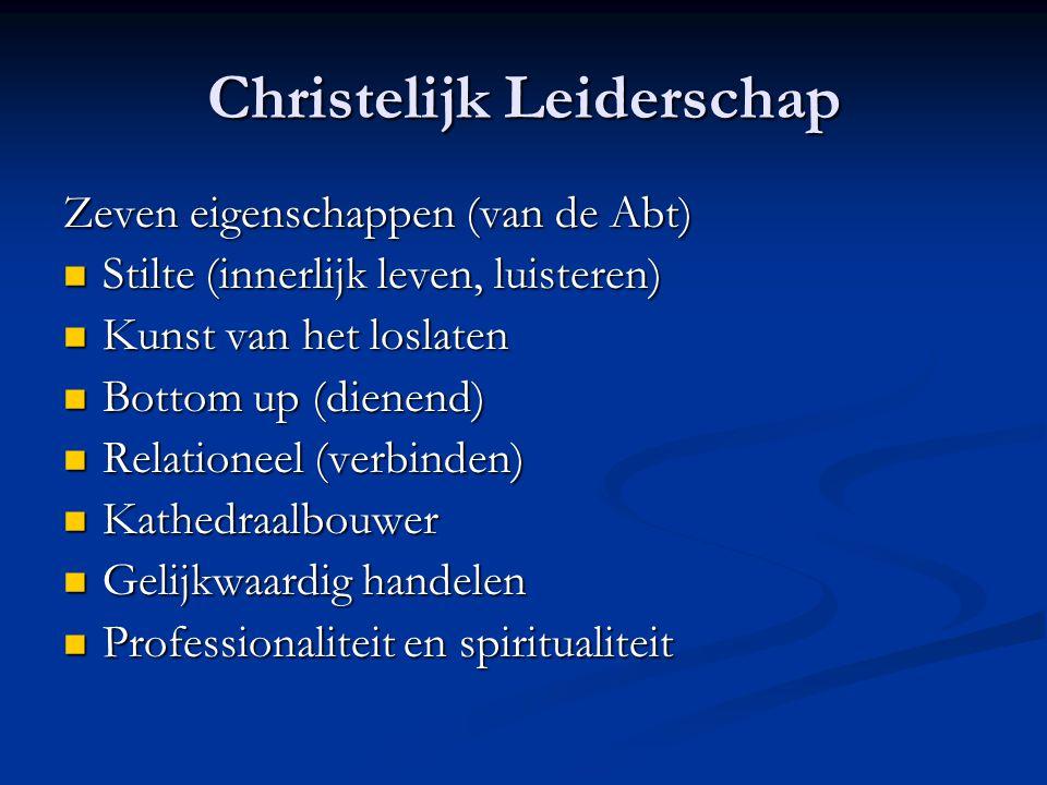 Christelijk Leiderschap