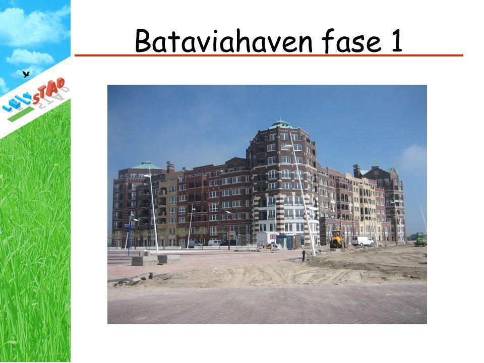 Bataviahaven fase 1