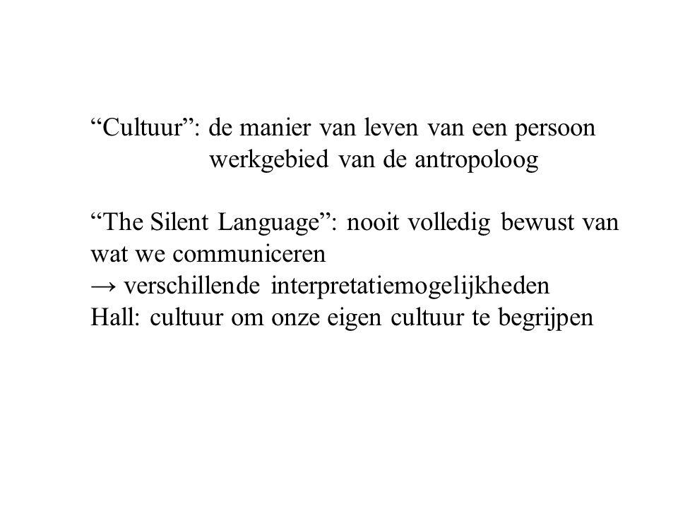 Cultuur : de manier van leven van een persoon