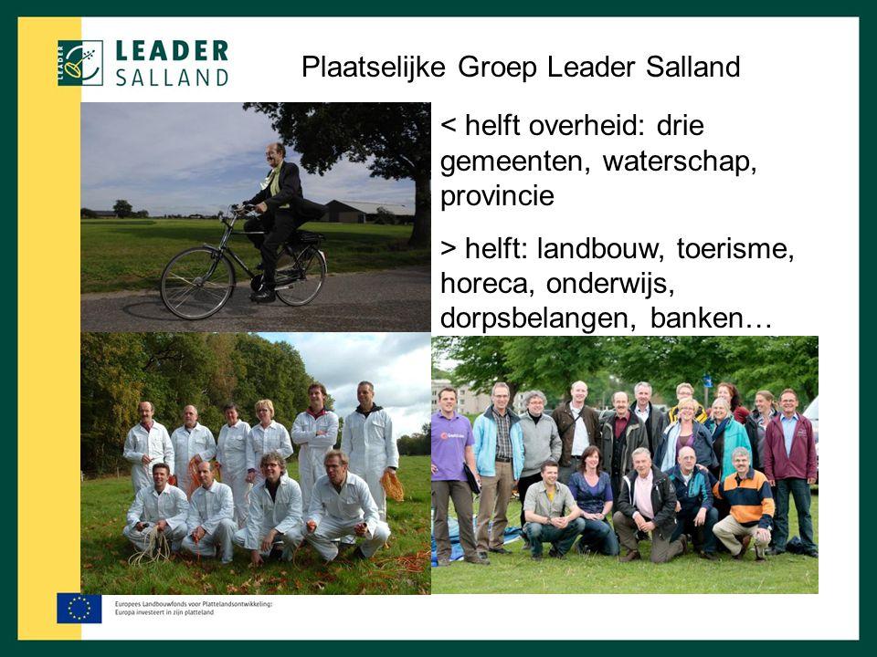 Plaatselijke Groep Leader Salland