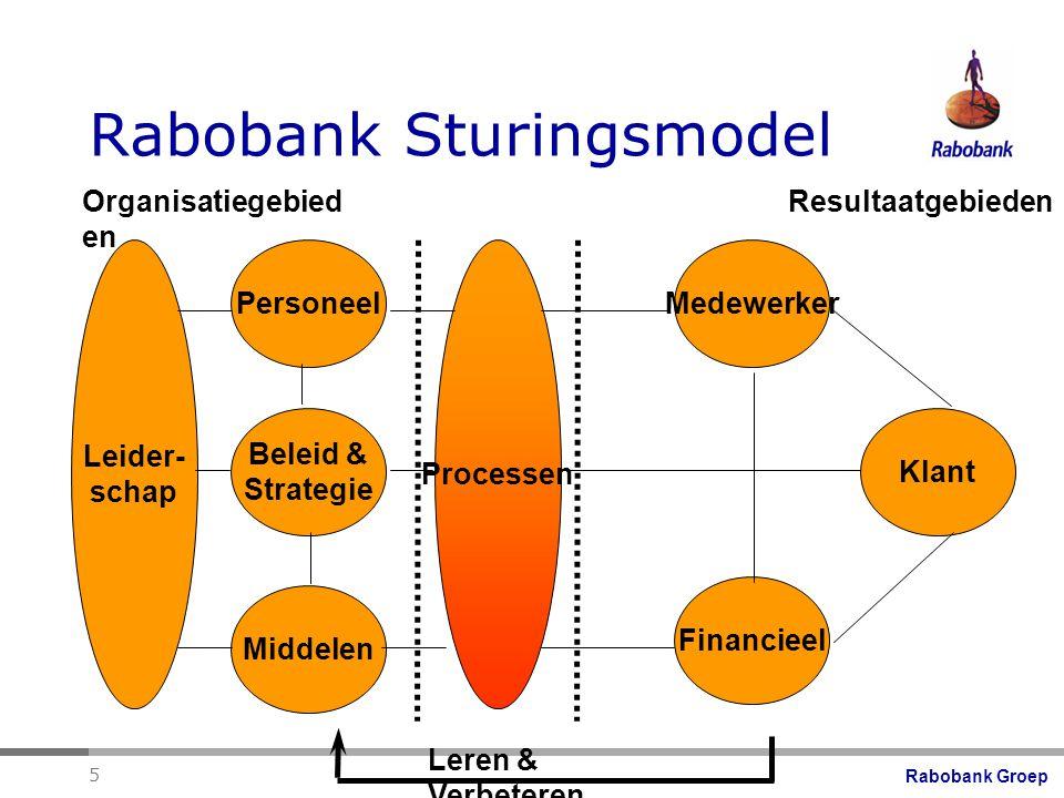 Rabobank Sturingsmodel