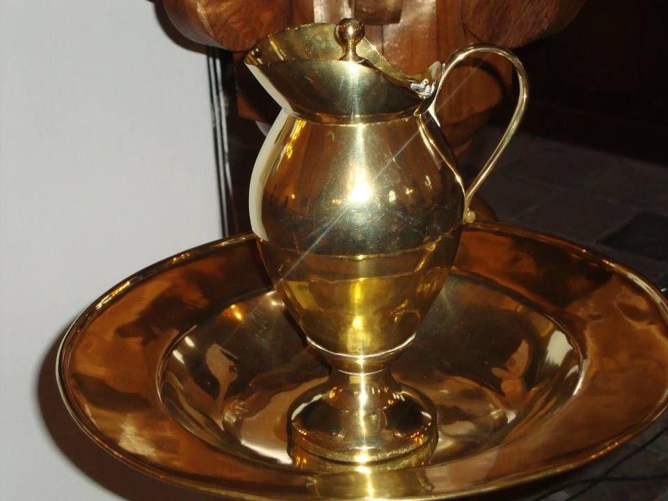 Doopvont en doopkan