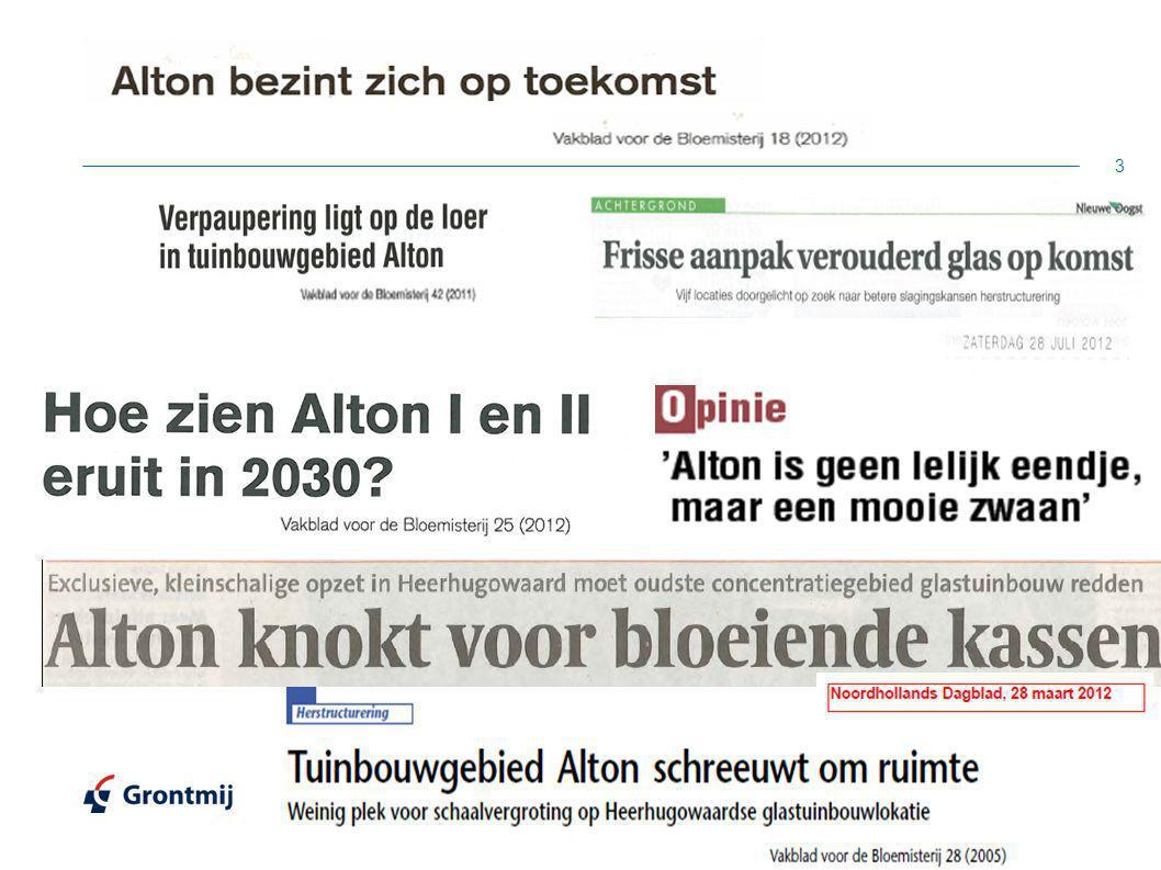 3) De businesscase Alton: