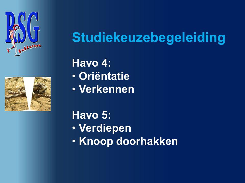 Studiekeuzebegeleiding