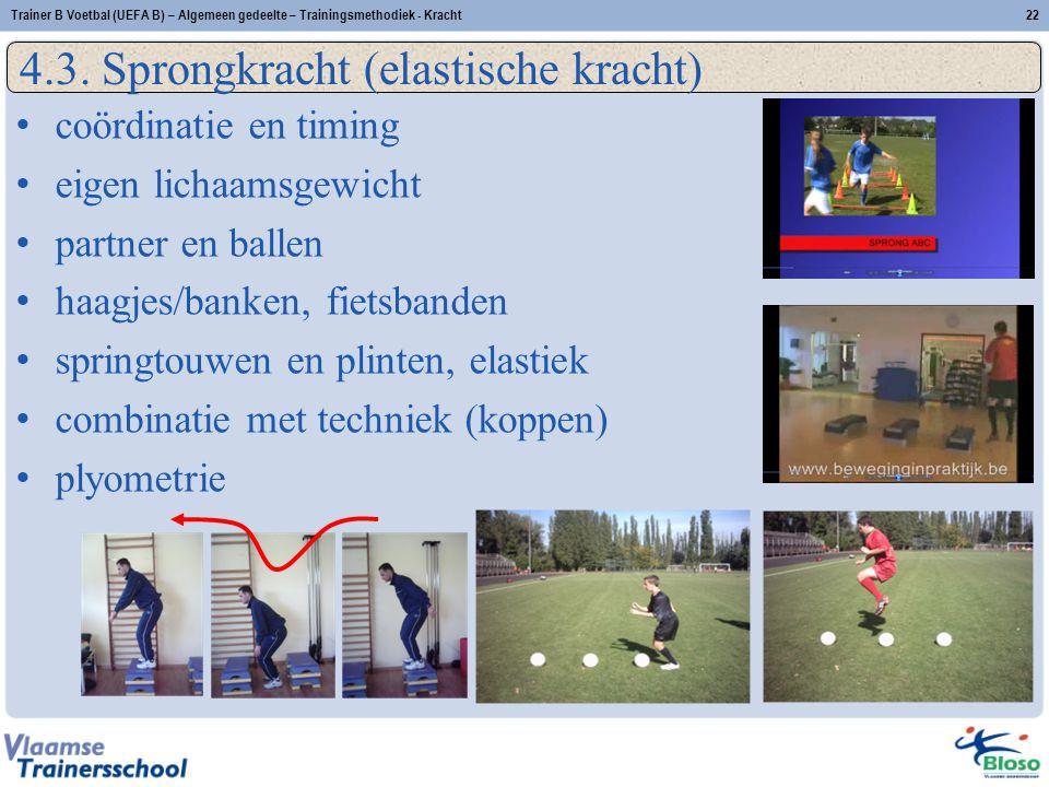 4.3. Sprongkracht (elastische kracht)