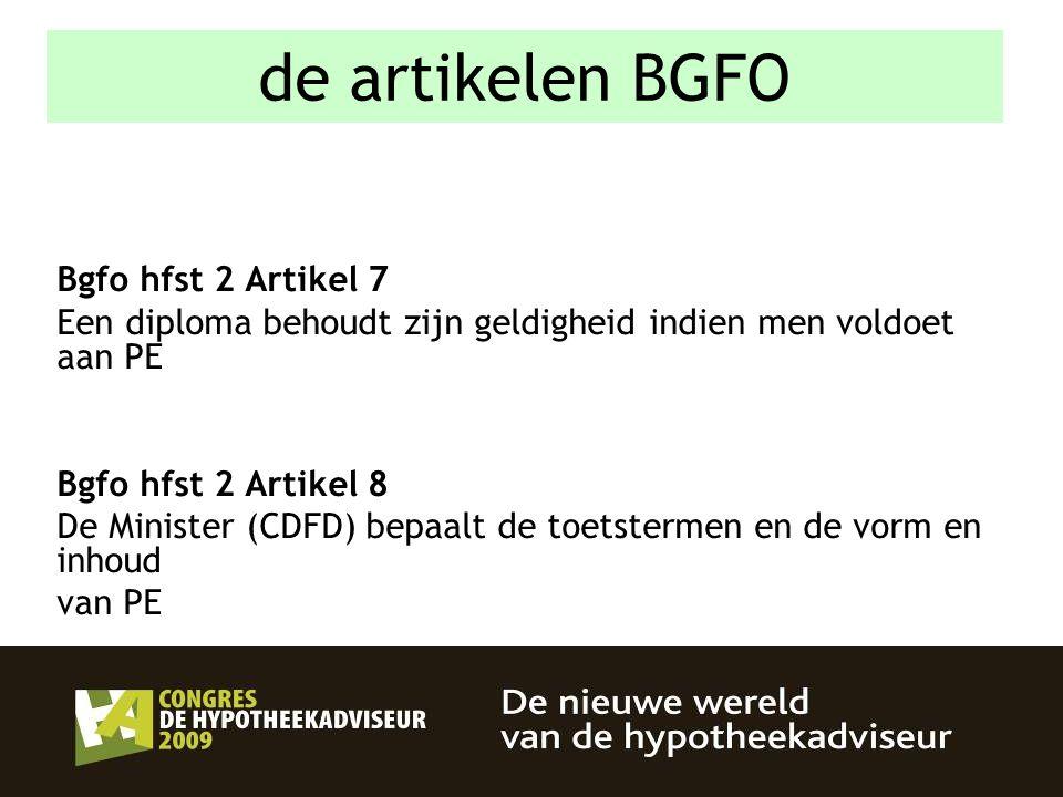 de artikelen BGFO Bgfo hfst 2 Artikel 7