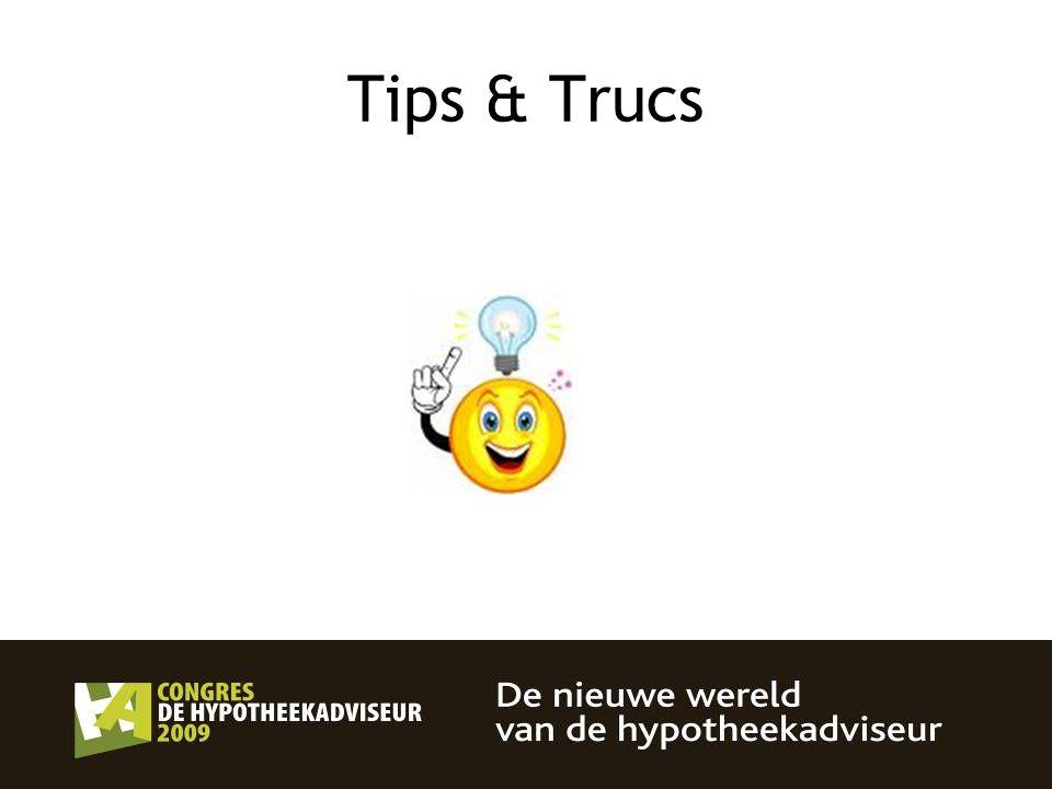 Tips & Trucs 3 3
