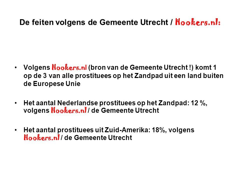 De feiten volgens de Gemeente Utrecht / Hookers.nl: