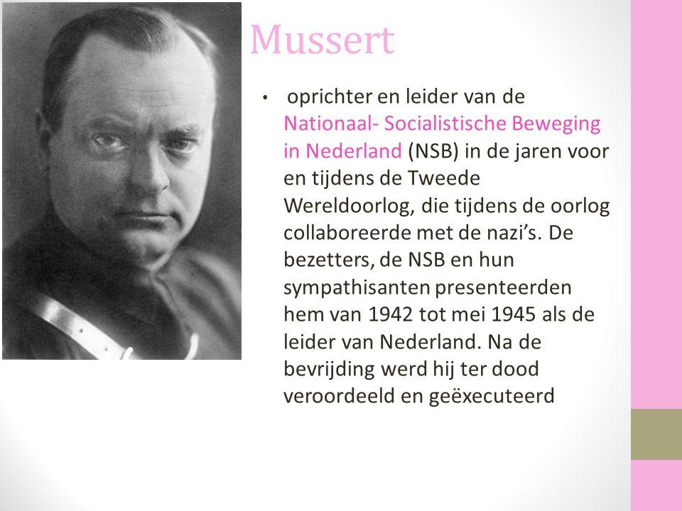 Mussert