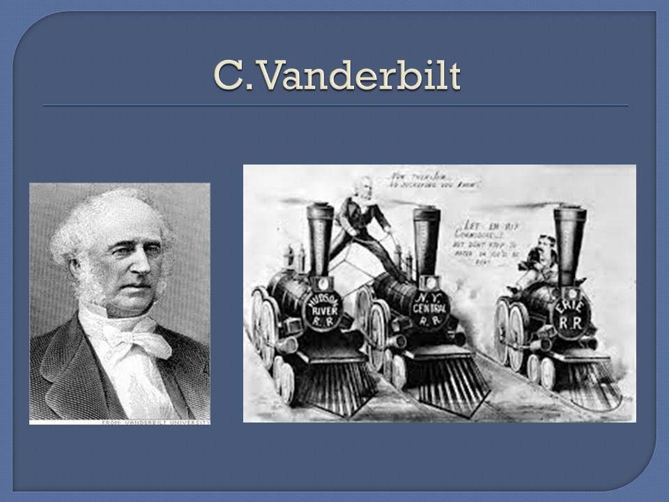 C.Vanderbilt