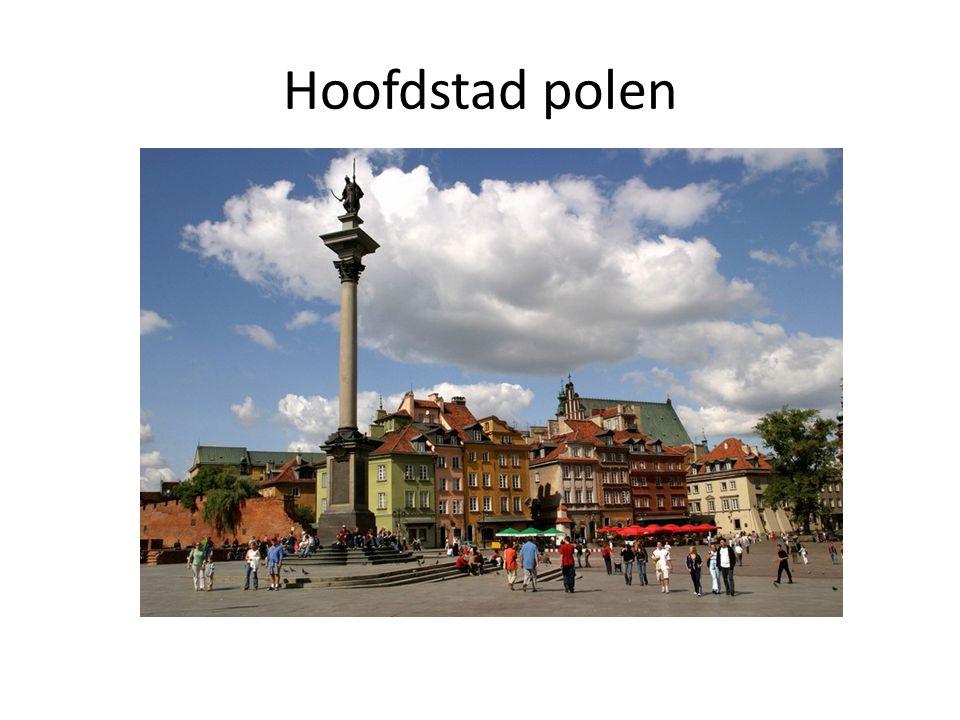 Hoofdstad polen