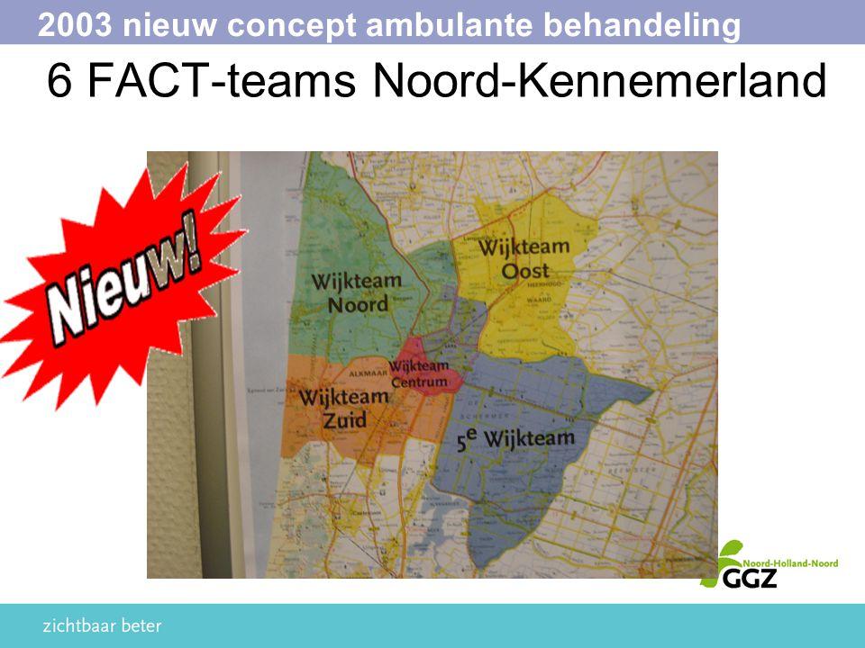 6 FACT-teams Noord-Kennemerland