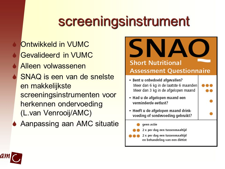 screeningsinstrument