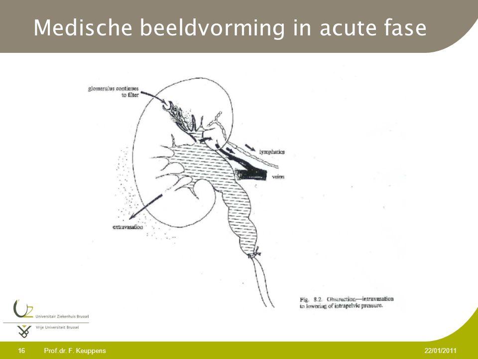 Medische beeldvorming in acute fase