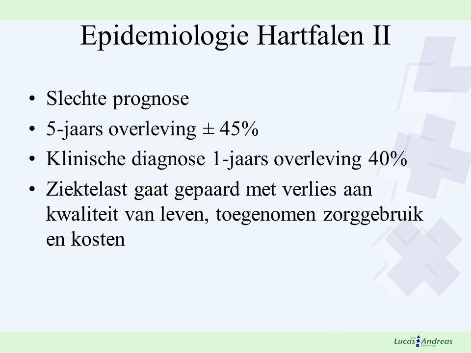 Epidemiologie Hartfalen II