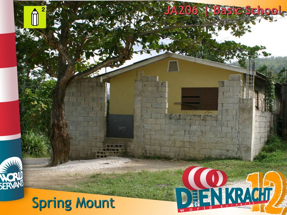 JA206 | Basic School Spring Mount