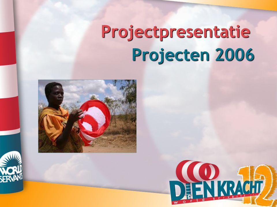 Projectpresentatie Projecten 2006