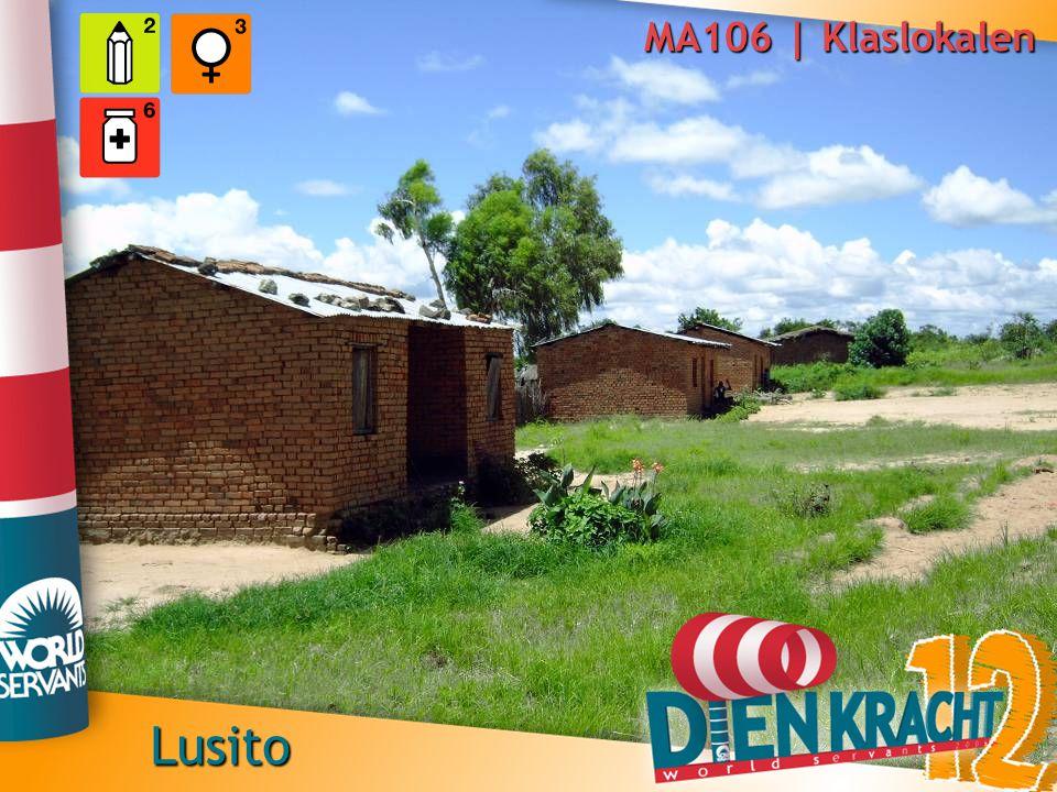 MA106 | Klaslokalen Lusito