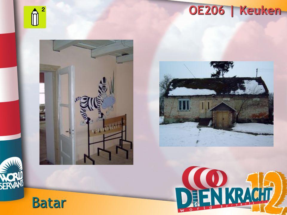 OE206 | Keuken Batar
