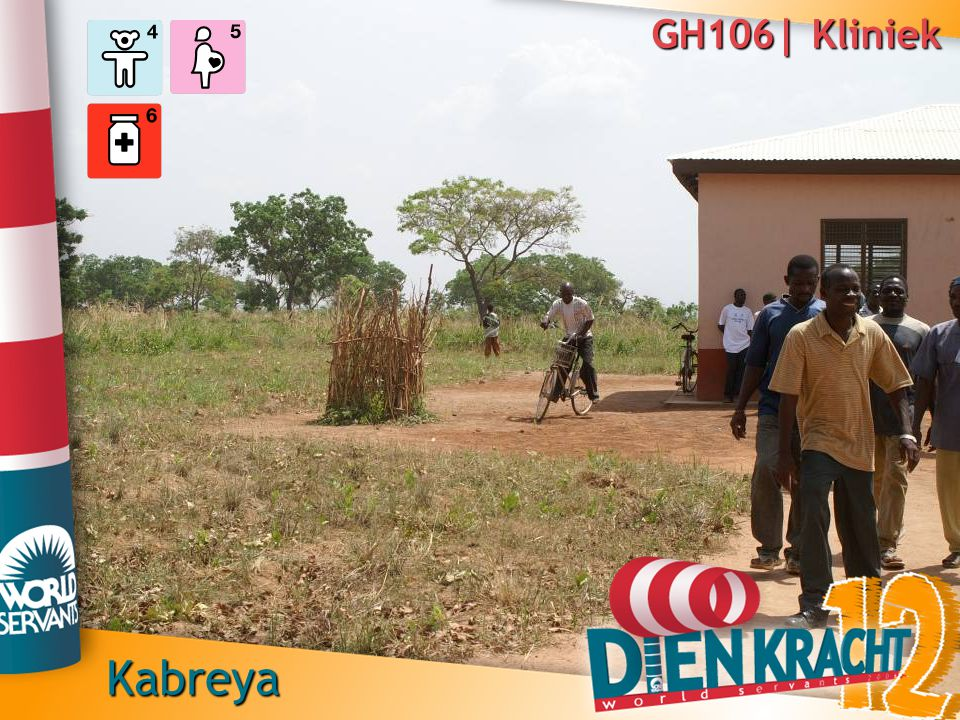 GH106| Kliniek Kabreya