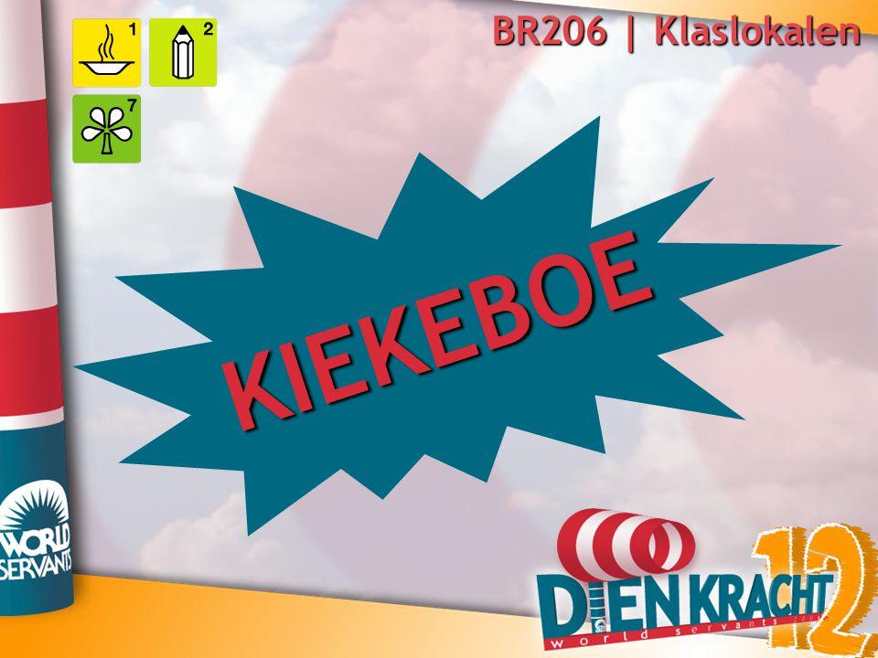 BR206 | Klaslokalen KIEKEBOE
