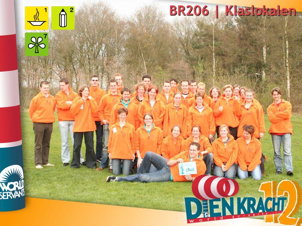 BR206 | Klaslokalen