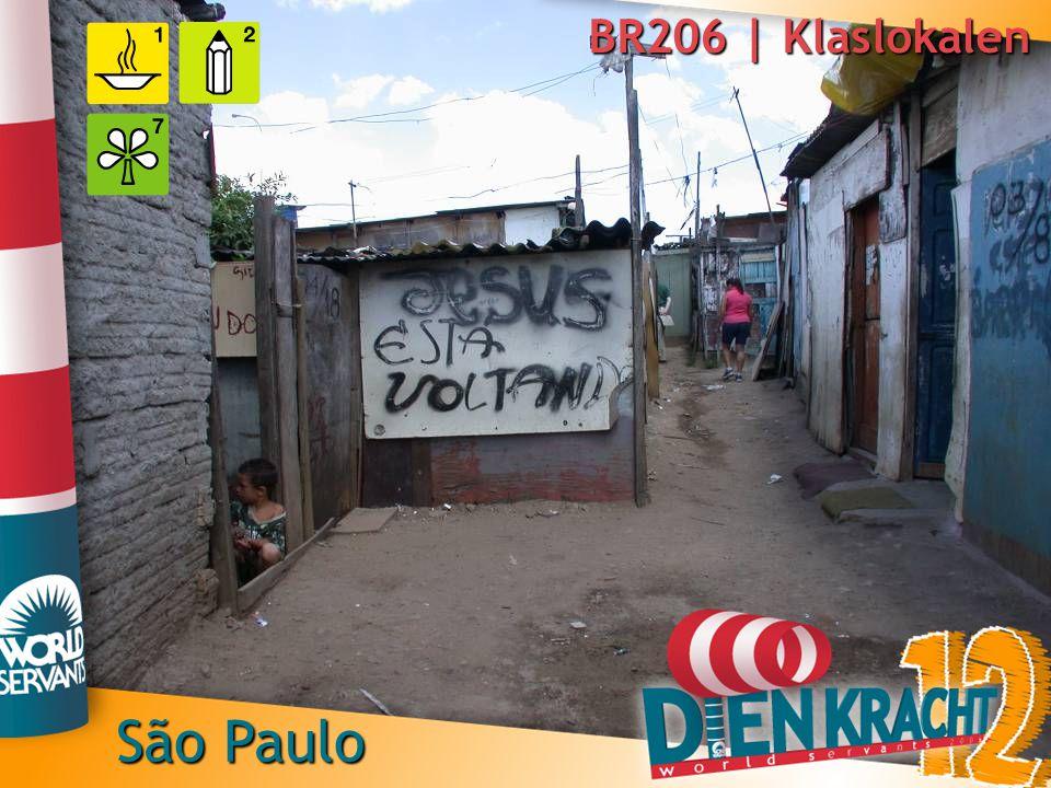 BR206 | Klaslokalen São Paulo