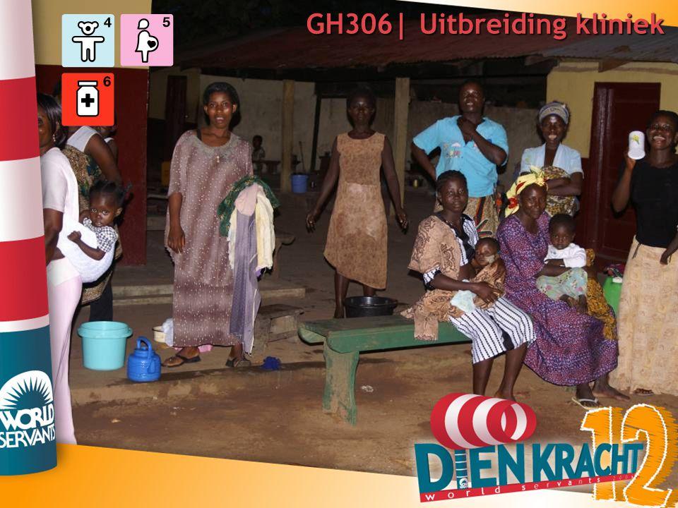 GH306| Uitbreiding kliniek