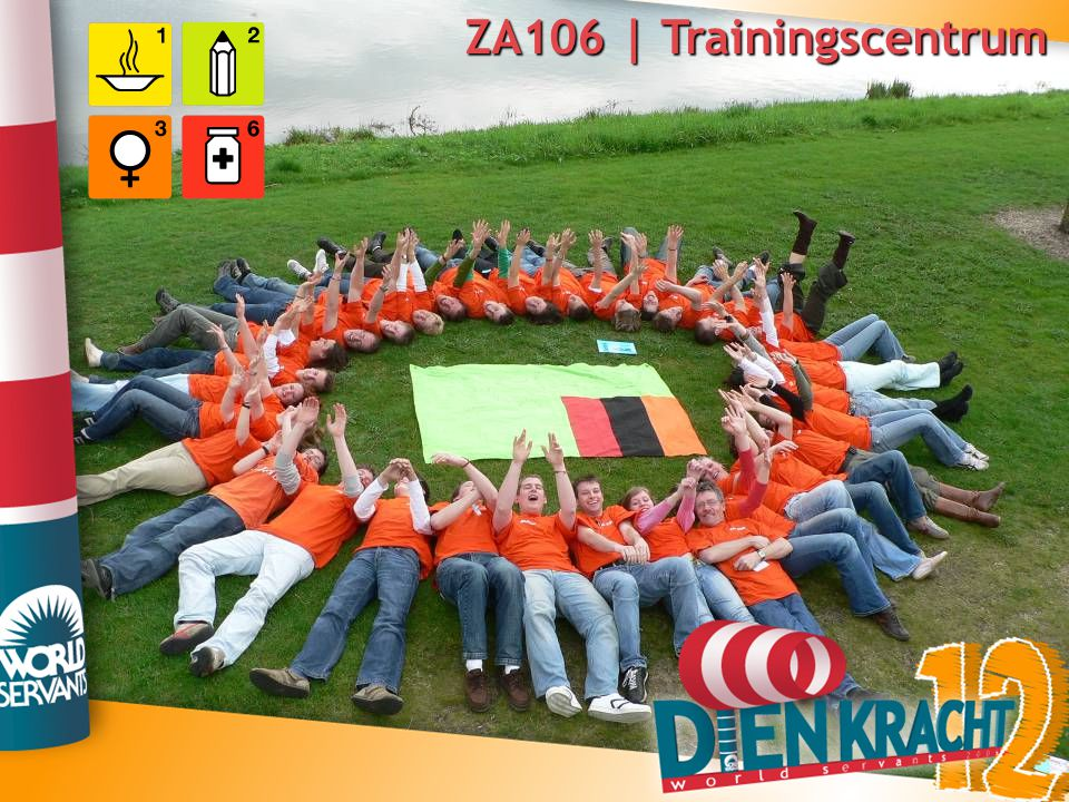 ZA106 | Trainingscentrum