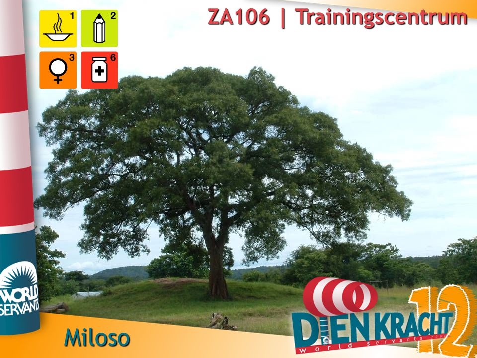 ZA106 | Trainingscentrum Miloso