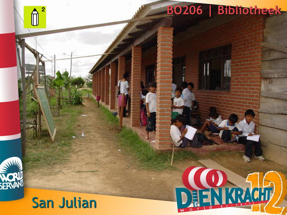 BO206 | Bibliotheek San Julian